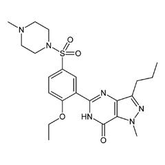 クエン酸シルデナフィルのイメージ