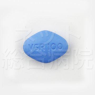 バイアグラ100mgの錠剤