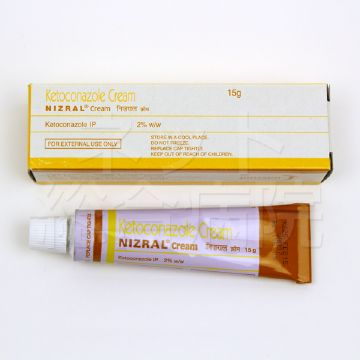 ニゾラールクリームの箱とチューブサムネイル画像