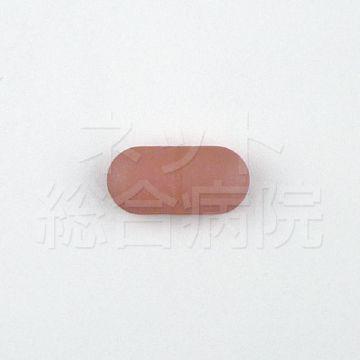 レボクイン250mgの錠剤